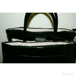 Guess by Marciano Bags - Guess Ostrich Satchel Tote